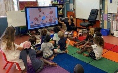 One Health in Remote Communities Education Program for Science Week